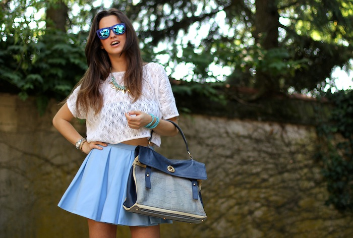 The Classy Skirt Turns Casual