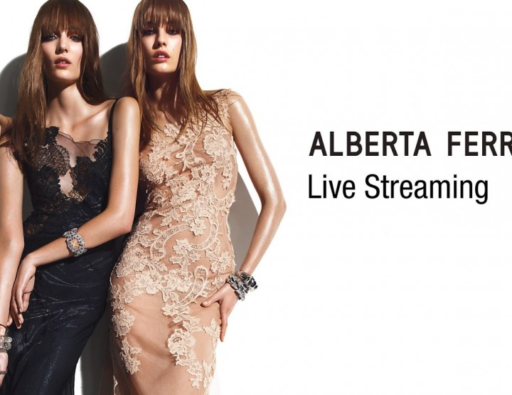 Alberta Ferretti | LIVE STREAMING Fashion Show