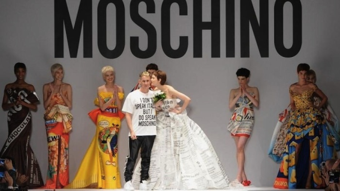 Moschino | LIVE STREAMING Fashion Show