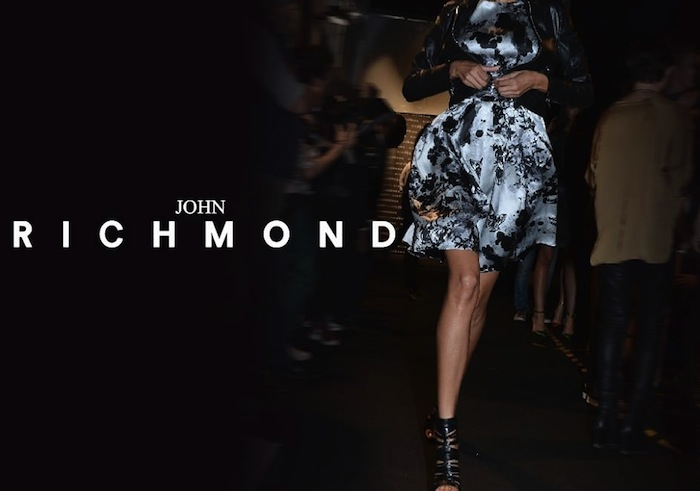 John Richmond | LIVE STREAMING Fashion Show